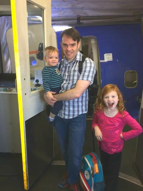 Southwest Airlines Family Boarding