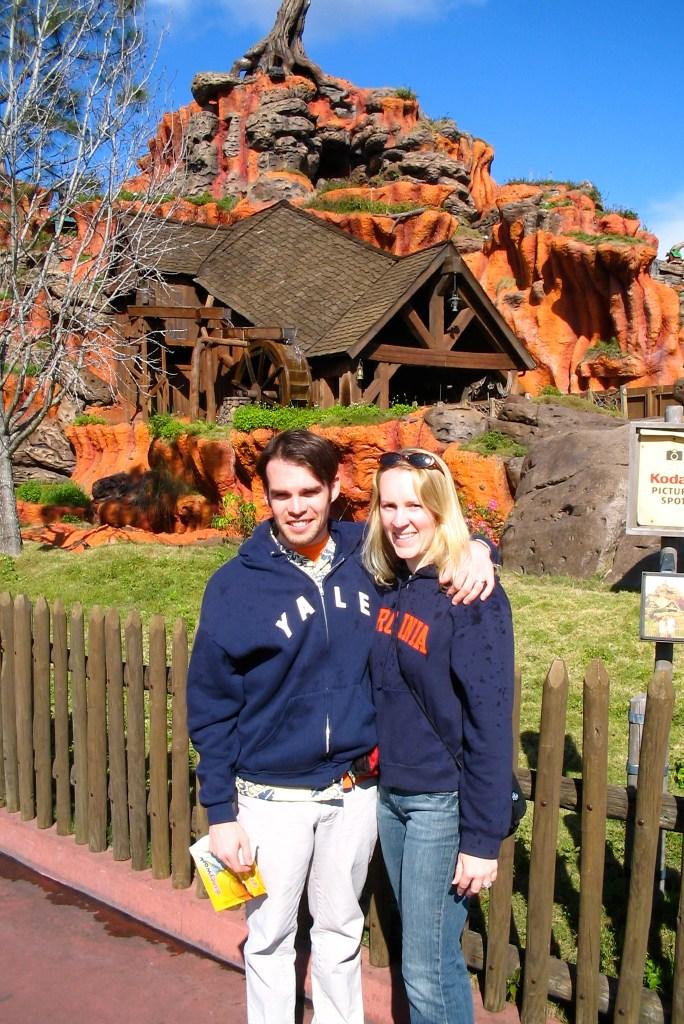 Sunday Snapshots: Disney Memories, Part 1