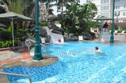Hong Kong Disneyland Hotel Pool