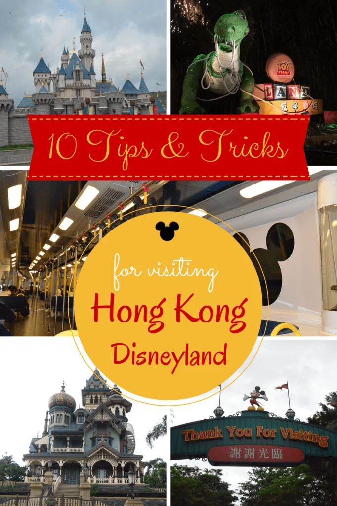 10 Tips & Tricks for Visiting Hong Kong Disneyland