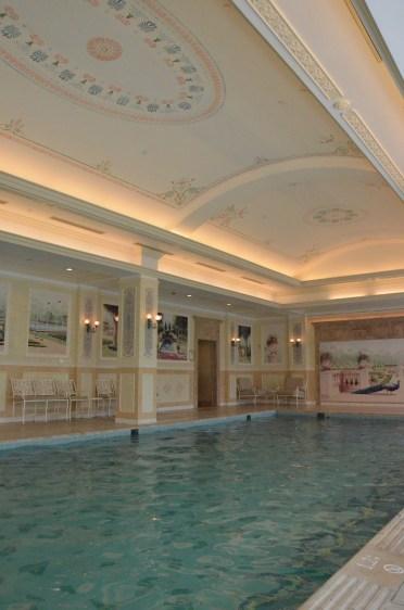 Hong Kong Disneyland Hotel Indoor Pool