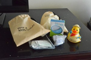 Le Westin Montreal Kids Pack