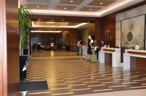 Le Westin Montreal Lobby