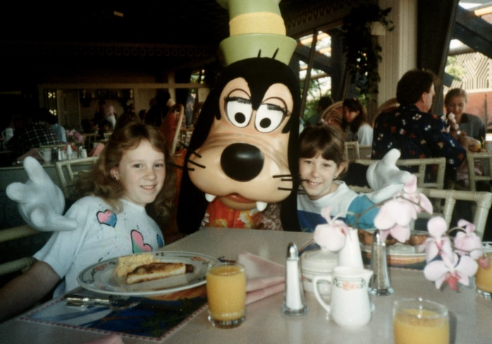 Disney Week: Throwback Thursday #TBT