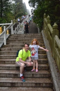Ngong Ping 360 with kids