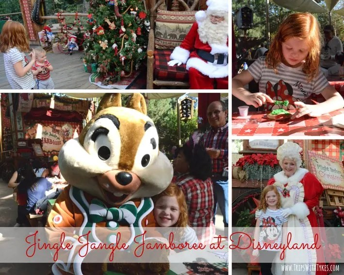 Disneyland Holidays Jingle Jangle Jamboree