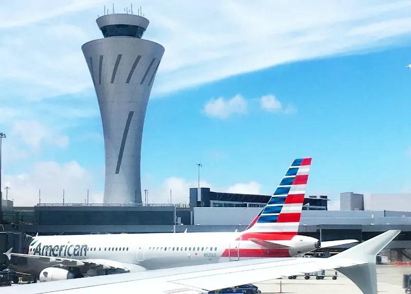 SFO Airport with Kids - SFO Tower