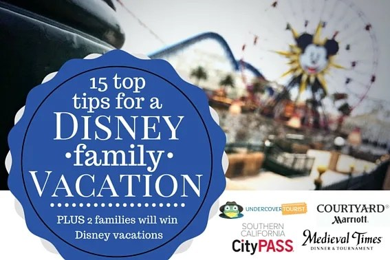 15 top tips for your next Disney Vacation Trekaroo