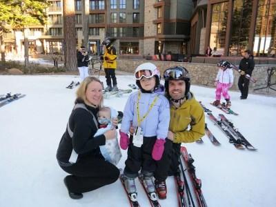 Family fun at Northstar California - Lake Tahoe with Kids