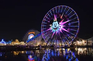 Disneyland California Adventure Mickey's Fun Wheel