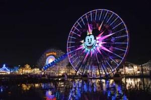 Disneyland California Adventure Mickey's Fun Wheel
