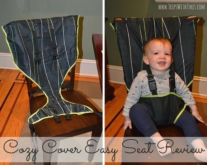 A Full Review Of The Cozy Cover Easy Seat, Which Tackles A Common Problem  For