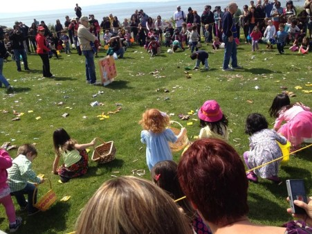 Alameda - Spring Egg Scramble at Crab Cove