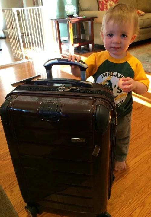 Ricardo Beverly Hills Roxbury 2.0 21 Inch Luggage Review