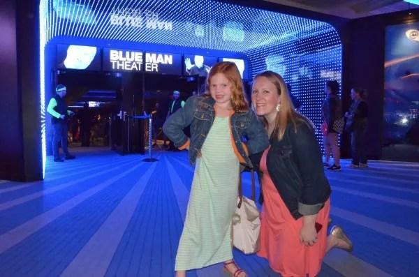 Las Vegas Blue Man Group