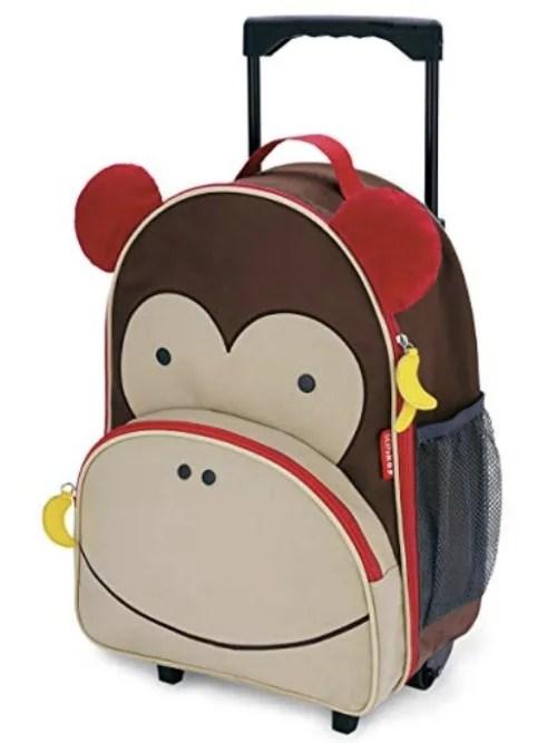 Travel Gear Guide - Skip Hop Luggage