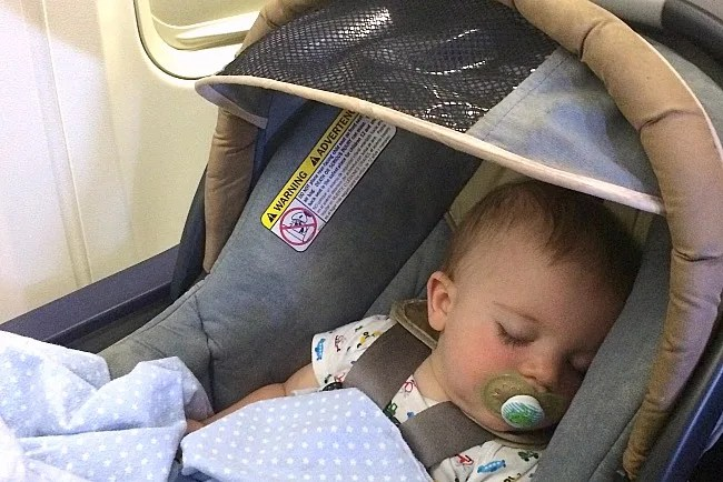 Car Seats on Airplanes: Everything You Ever Wanted to Know (Part 1: At the Airport)