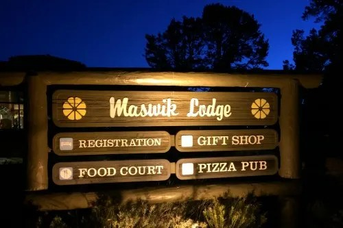 Grand Canyon Maswick Lodge