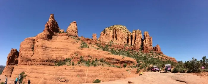 Sedona Arizona with Kids Landscape