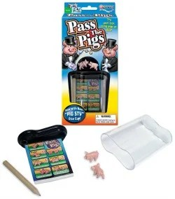Tech free - Pass the Pigs