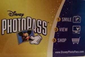 Disneyland Photopass