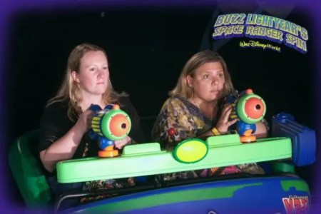 Disneyland vs. Disney World Buzz Lightyear