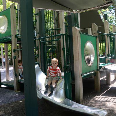 Gilroy Gardens Playground