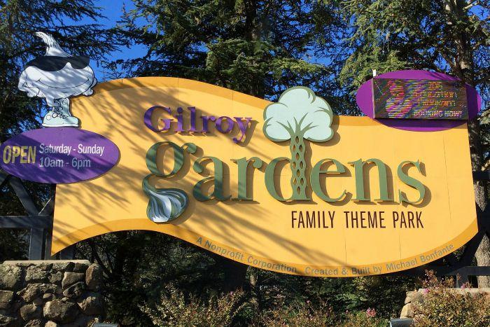 10 Kid-Friendly Day Trips Near San Francisco: Gilroy Gardens