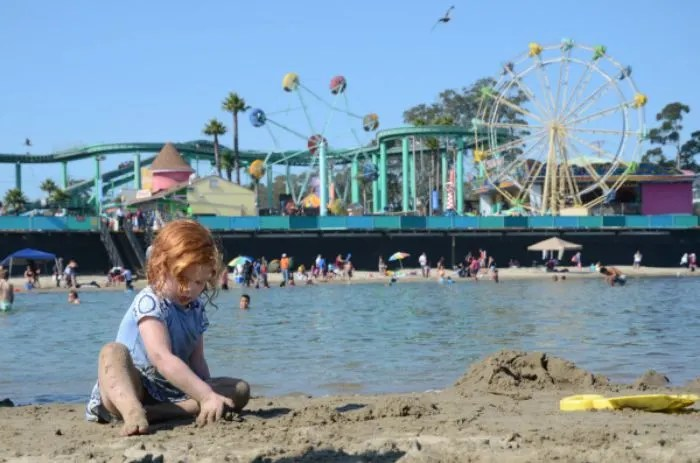 10 Kid-Friendly Day Trips Near San Francisco: Santa Cruz Beach Boardwalk