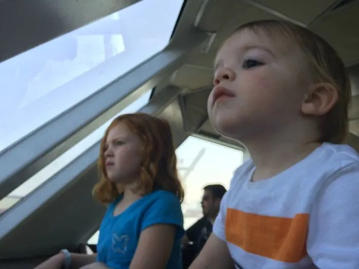 End of Summer Travel: Riding Alameda Ferry to San Francisco