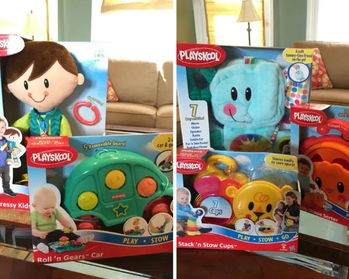 Playskool's Latest Space-Saving Toys Perfect for Travel