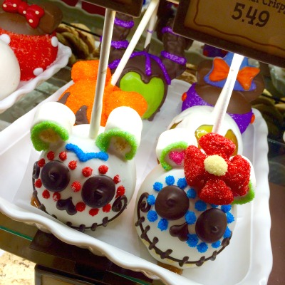 Halloween Time Disneyland Treats