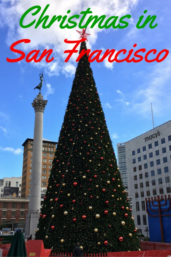 Christmas in San Francisco: 10 Holiday Attractions for Family Travelers