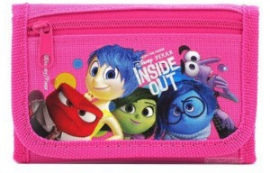 Disney Stocking Stuffers - Inside Out Wallet