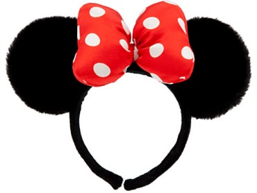 Disney Stocking Stuffers - Minnie Headband