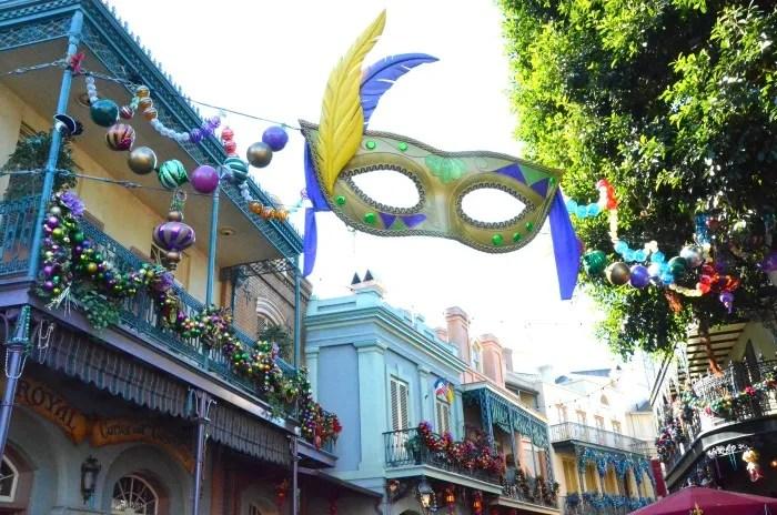 Disneyland Holidays - New Orleans Square