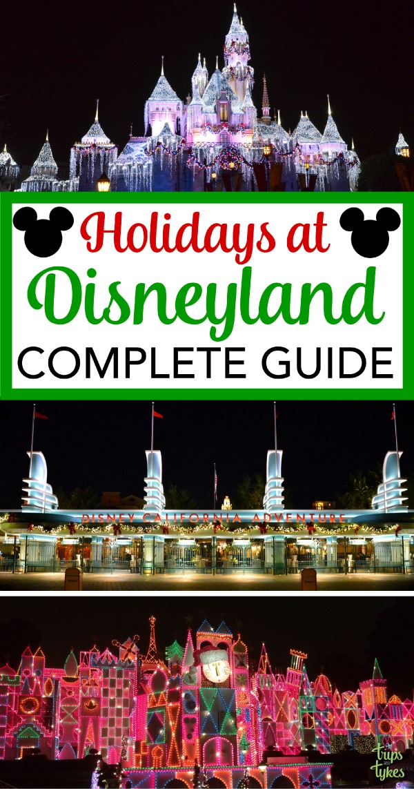 Headed to the Holidays at Disneyland? Tips and tricks for Christmas attractions like Haunted Mansion Holiday, Jingle Cruise, and holiday parades and shows. Lights and decorations, the best seasonal food, Santa meet and greets, and all the other festive things to do with and without kids at the Happiest Place on Earth.