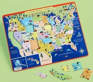 Stocking Stuffers for Traveling Kids - Land of Nod US Puzzle