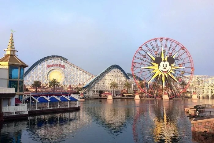 Summer Destinations in California for Families - Disneyland