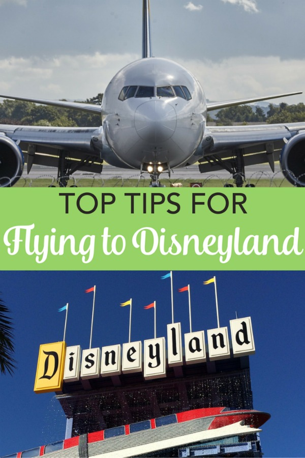 Flying to Southern California for a Disneyland vacation? Find out which airports to consider (not just LAX!) and what are the best ground transportation options.