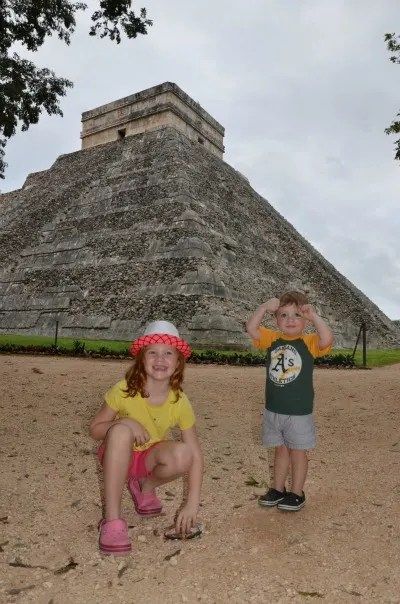 Considering a visit to Chichen Itza with kids? Here's what you need to know for a successful visit.