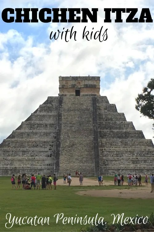 Family travelers of all ages can appreciate the Mayan ruins at Chichen Itza on Mexico's Yucatan Peninsula. What you need to know to make the most of a visit to Chichen Itza with kids.