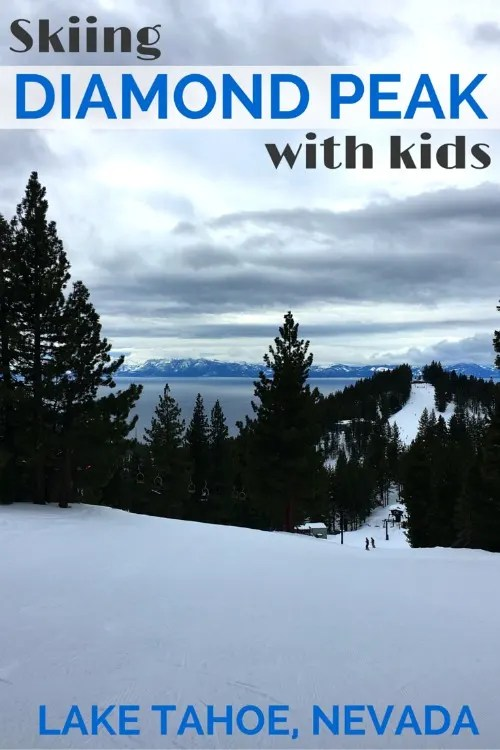 Looking for a family-friendly and budget-friendly ski resort? Learn why Diamond Peak in Lake Tahoe is the perfect fit for families with young kids.