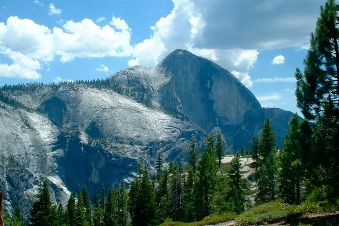 Yosemite National Park is the most well known of the major national parks in Northern California.
