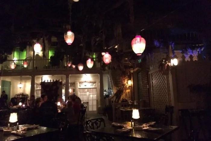 Disneyland Date Night - Blue Bayou Candlelight