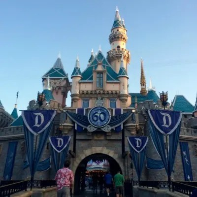 Disneyland Off Property Hotels - Castle