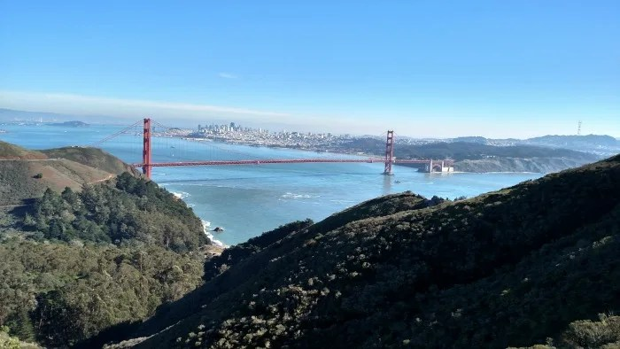 National Parks in the San Francisco Bay Area - Golden Gate Recreational Area