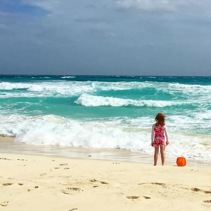 Summer Water Safety - Child by Ocean