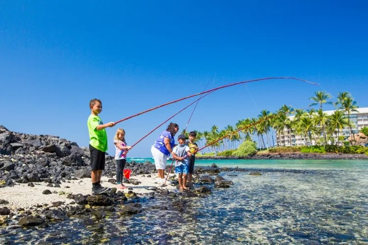 Best Family-Friendly Hawaii Resorts - Hilton Waikoloa