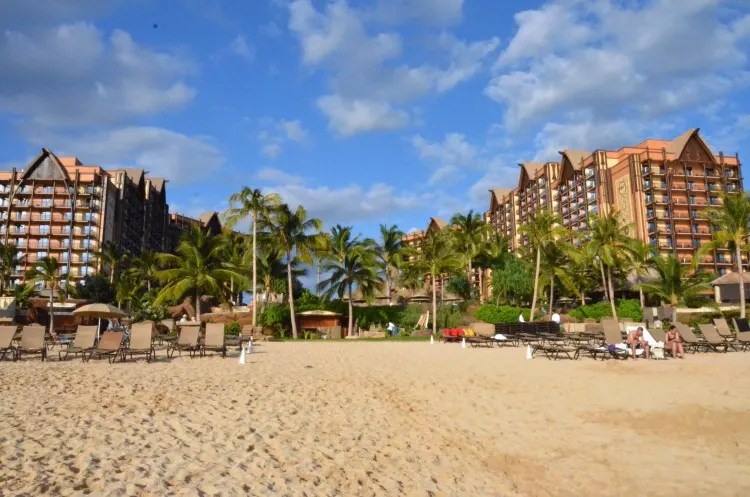 Best Family Resorts in Hawaii - Disney Aulani